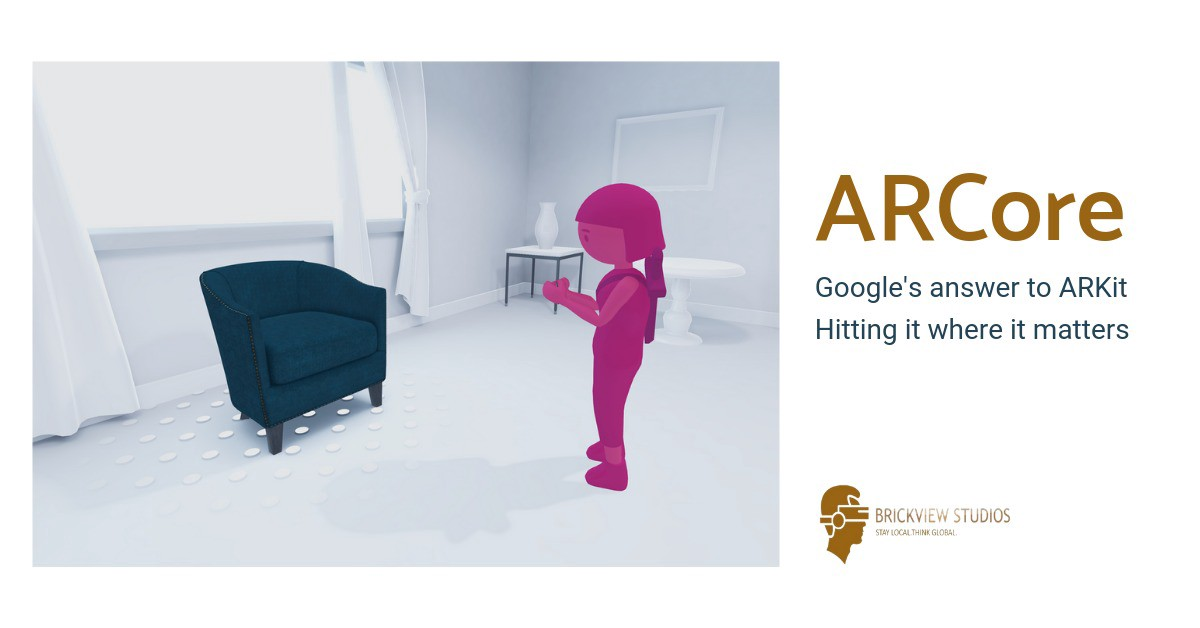 ARCore — Google's answer to ARKit