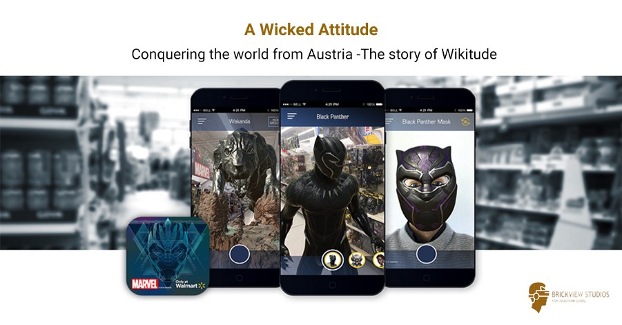 A Wicked Attitude Conquering the world from Austria — The story of Wikitude